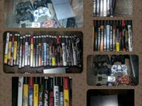 I have a ps2 slim with 28 games and 5 controllers