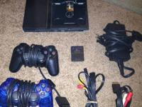 I have a LOT of PS2 items for sale. I would like to