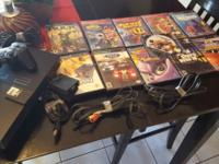 Ps2 very good conditions w/eyetoy camera and games any