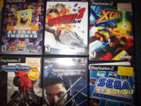 I have quite a few ps2 games for sale. Some are