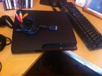 I have ps3 160 gb great condition comes with av and
