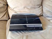 PS3 60gbs $100 obo Txt. me to meet and pick up thanks,