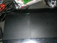Ps3 for sale but I lost the power cord... with power