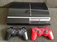 Used PS3 (150GB) in Very Good Condition. Power Cord and