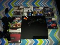 This PS3 slim is in terrific condition, like new !!! It