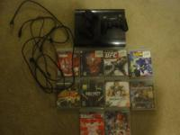 I have a PS3 for sale. The system comes with both