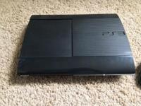 PS3 250GB with 3 Controllers! $200 Call or Text:  LIKE