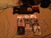 I'm selling my ps3 comes with 4 wireless controllers