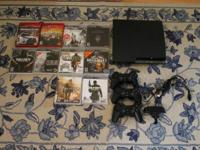 Offering our Ps3. It's in excellent condition! Runs
