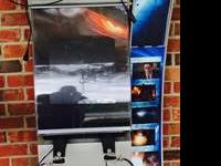 I have a sony playstation computer game kiosk for sale.