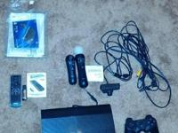 **For sale** PS3 500GB system w/ 34 games.