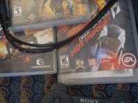 Hi i have PS3 and 3game for sale Comes w/1 controller,
