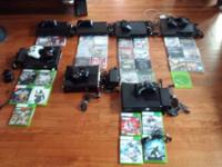 I have for sale 4 ps3 packages and 3 xbox 360 bundles.