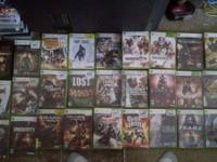 I have for sale over 100 video game cases for PS3 and
