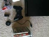 PS3 Bundle includes:                           PS3