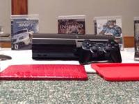 Hi I have a ps3 for sale, which has numerous devices.