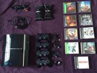 Playstation 3 (40GB) for sale! Includes: - Console -