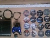 Refurbished 80 Gig PS3 w/ HDMI, controller, and power