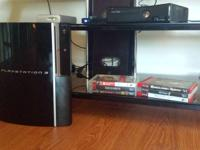 1st gen PS3, had it since it was a baby, really hate to