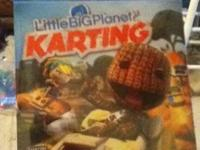 I have 4 video games for sale  Little Big Planet