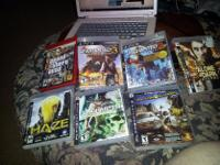 Type: Games Type: ps3 games haze uncharted 1 uncharted