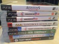 PS3 games in excellent condition   CSI: Fatal