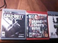 You can contact me at  for NHL 12 in great condition,