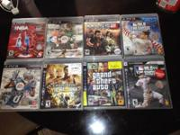 I have some ps3 games I'm trying to sale or even trade.