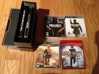 Have 5 games for sale in perfect used condition. No