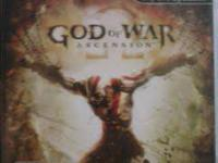 I HAVE GOD OF WAR SAGA COLLECTION PS3 GAME WHICH IS