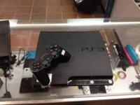 PS3 is only 6 months old and barely used.i prefer the