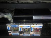 Ps3 jailbroken for sale. Has custom firmware and a