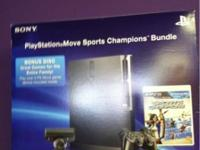 This is a new PS3 Move Bundle w/wand,camera etc. Noone