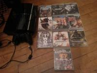 I have for sale my playstation 3 original it comes with