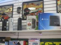 WE HAVE SONY PS3, PS4, X-BOX 360 & X-BOX ONE'S IN STOCK
