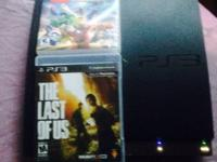 I am selling my 160GB PS3 Slim for $140. Comes with
