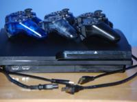 Offered here is an amazing deal on a PS3 slim. It has a