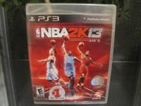 Great games ;  PS3 NBA 2k13 NEW SEALED- $17 Call of