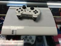 Ps3 Super Slim White 500G If you have any questions