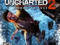 Uncharted 2 with Strategy guide for PS3. Excellent