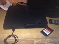 I have ps3 & a tv combo . Looking to sell for 250 obo.