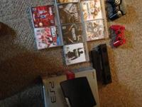 Included in bundle *320g PS3 Slim *4 controllers