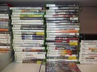 We have actually used Xbox 360 & Ps3 games available.