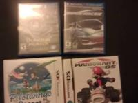 For sale are.  Xbox360 games: halo 3 odst, halo reach,