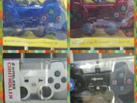 PS3 PS4 and PS2 Game System Controllers! COMPUTERSCI