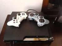 PS3 Slim 250GB for sale, in excellent condition! Comes