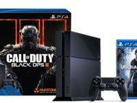 Ad is for a PS4 500GB Call of Duty: Black Ops III