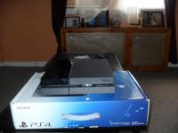 I'm offering my Sony Playstation 4 with two ds4 sony