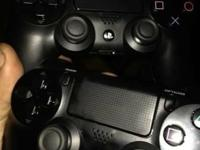 Ps4 500 gb Games 2 controllers all cords Works