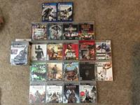 PS4 Assassins Creed Black Flag - $40 Watch Dogs - $40